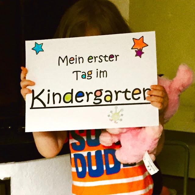 Gerade erst Kindergartenkind, schon steht die Einschulung vor der Tür!