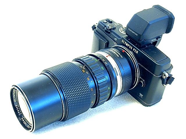 Olympus OM Zuiko Auto-Zoom 75-150mm F4