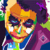 Joker in WPAP by Rahman Kamal