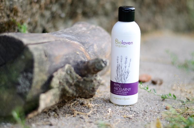 Lawendowe odświeżenie | Biolaven płyn micelarny