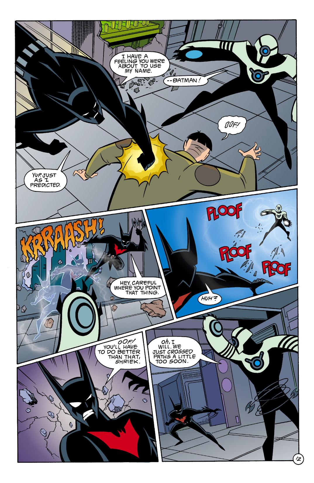 Batman Beyond [II] Issue #5 #5 - English 13