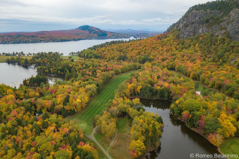 Mount Kineo Golf Course Things to Do in Moosehead Lake Maine