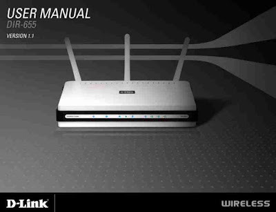 D-Link DIR-655 User Manual