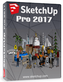 Download Gratis SketchUp Pro 2017 17.2.2555 Full Version