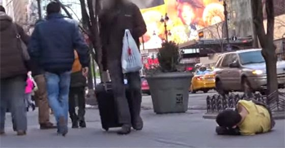 This Homeless Child Was Sleeping On the Ground. What Happened Next Broke My Heart