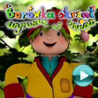 Borówka skrzat wyrusza w świat - bajka dla dzieci (odcinki online za darmo)
