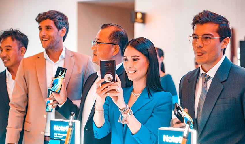 SAMSUNG Philippines: The New Super Powerful Galaxy Note9