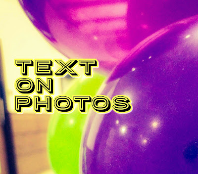 best app to write text on photos