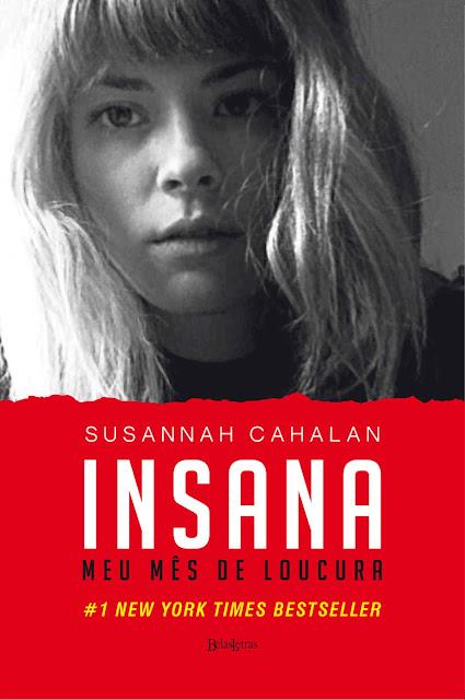 Insana Meu mês de loucura - Susannah Cahalan
