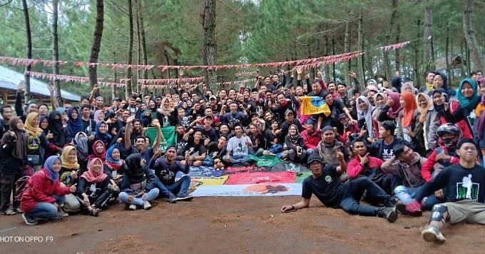 Pecinta Alam Jateng-DIY Hadiri Peluncuran NU Backpaker Batang