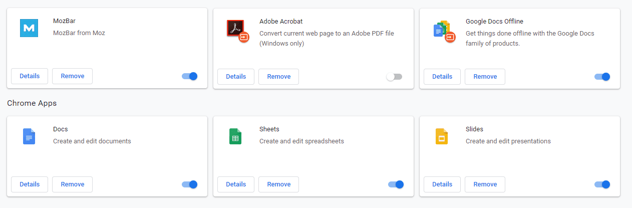 Ekstensi Alat Chrome
