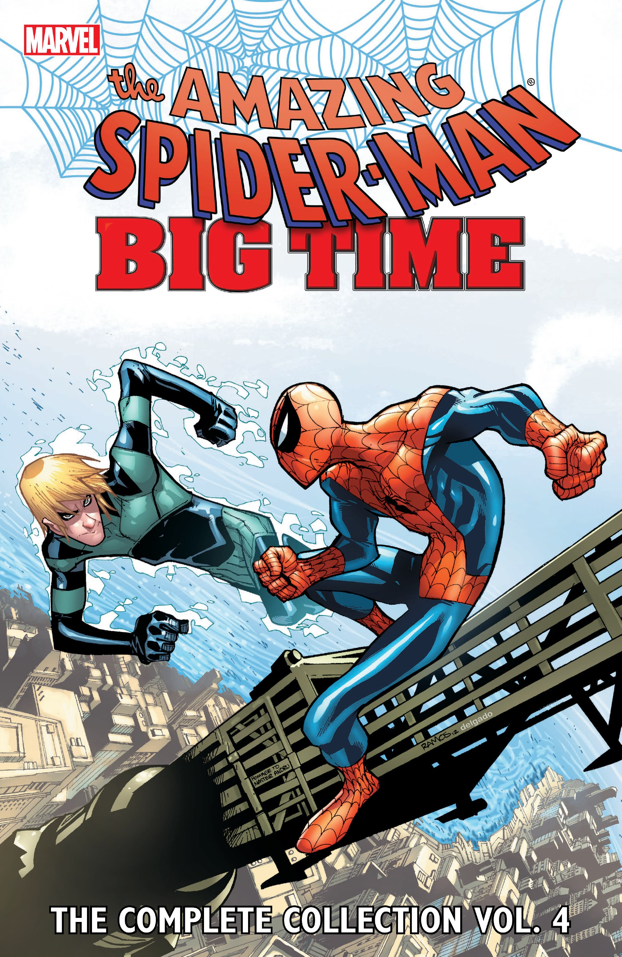 Amazing Spider-Man: Big Time - The Complete Collection TPB-4-Part-1 Page 1