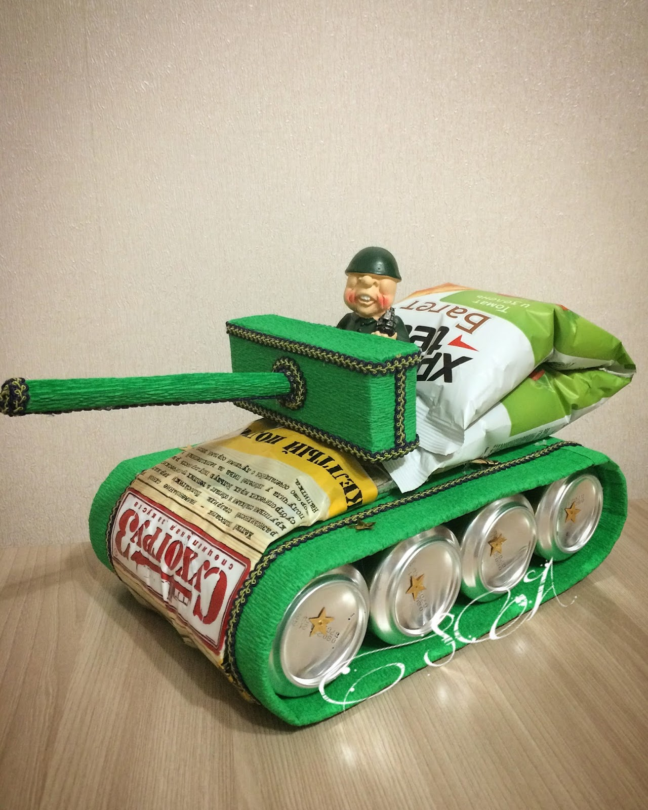 ❶Подарок на 23 февраля танк из пива|Стих поздравление дедушке с 23 февраля|Подарок мужчине. Танк из трусов. :)) - YouTube | Своими руками | Pinterest||}