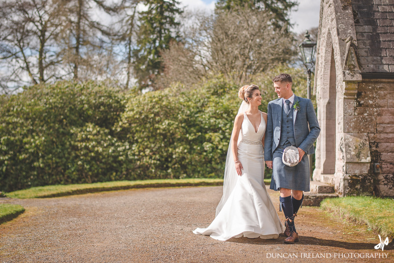 Maxwelton Chapel Wedding Photography Dumfries