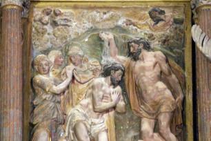 Retablo de San Roman