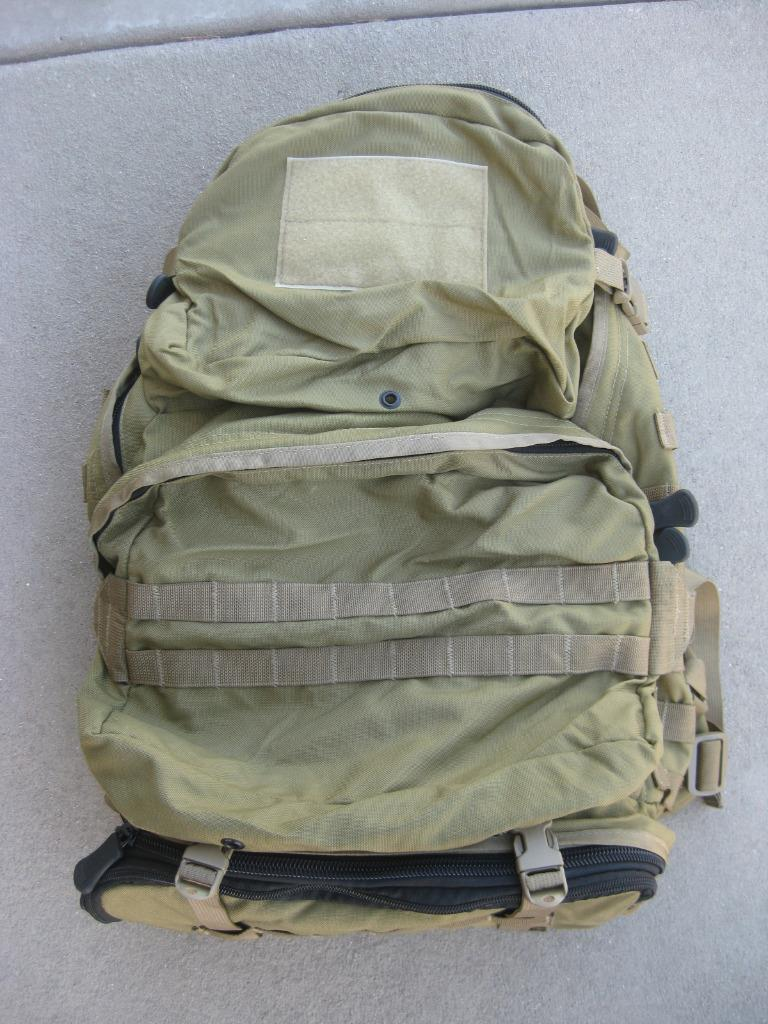 Webbingbabel  S.O. Tech Mission Medical System Pack Coyote 63e05511e5061