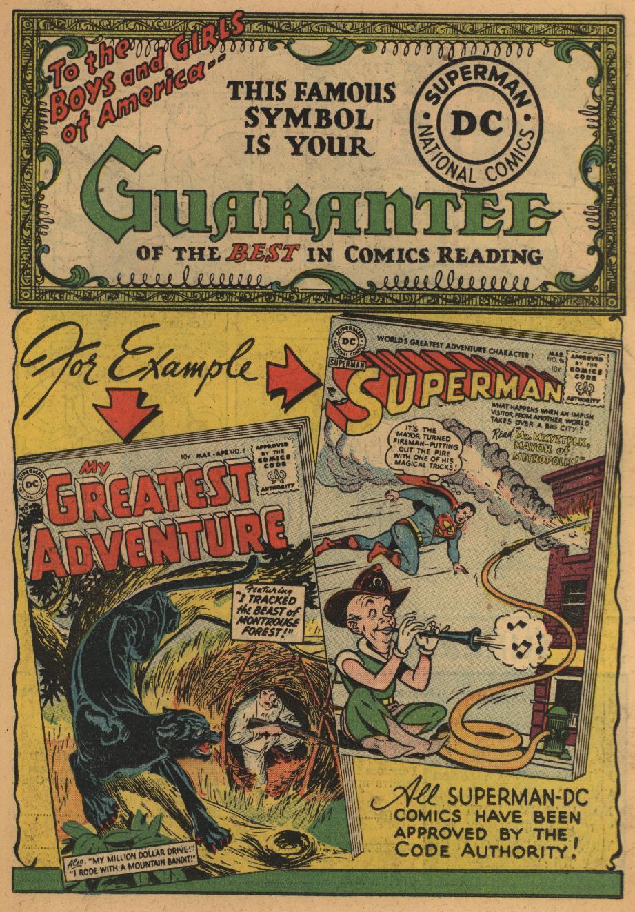 Action Comics (1938) 203 Page 14