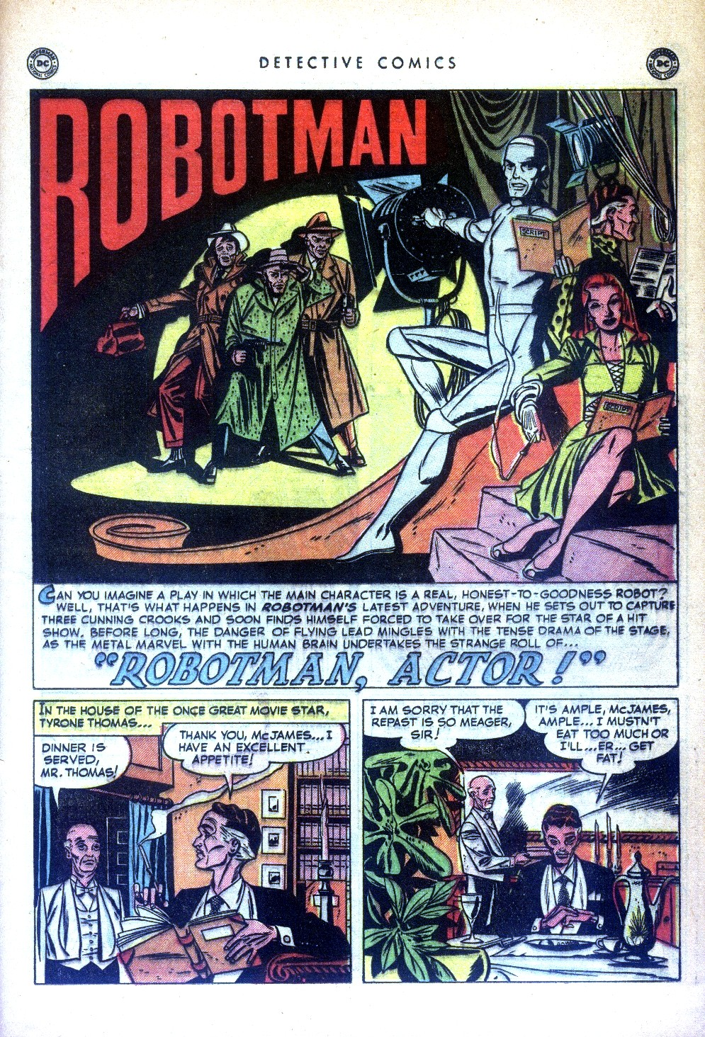 Read online Detective Comics (1937) comic -  Issue #169 - 31