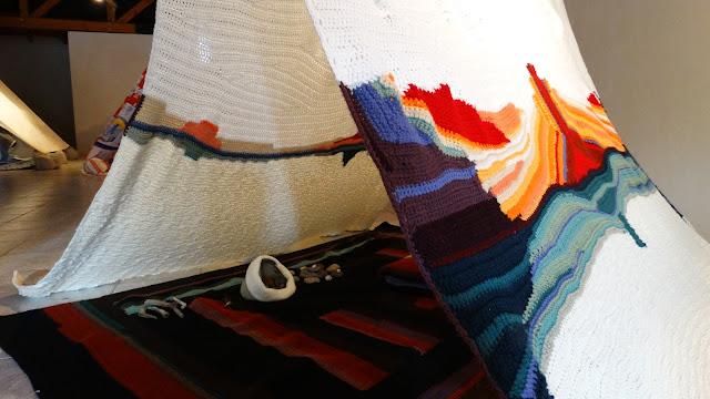 arte contemporaneo, arte textil, neuquen, patagonia