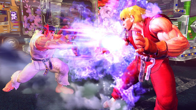 Ultra Street Fighter 4 PC Download Photo