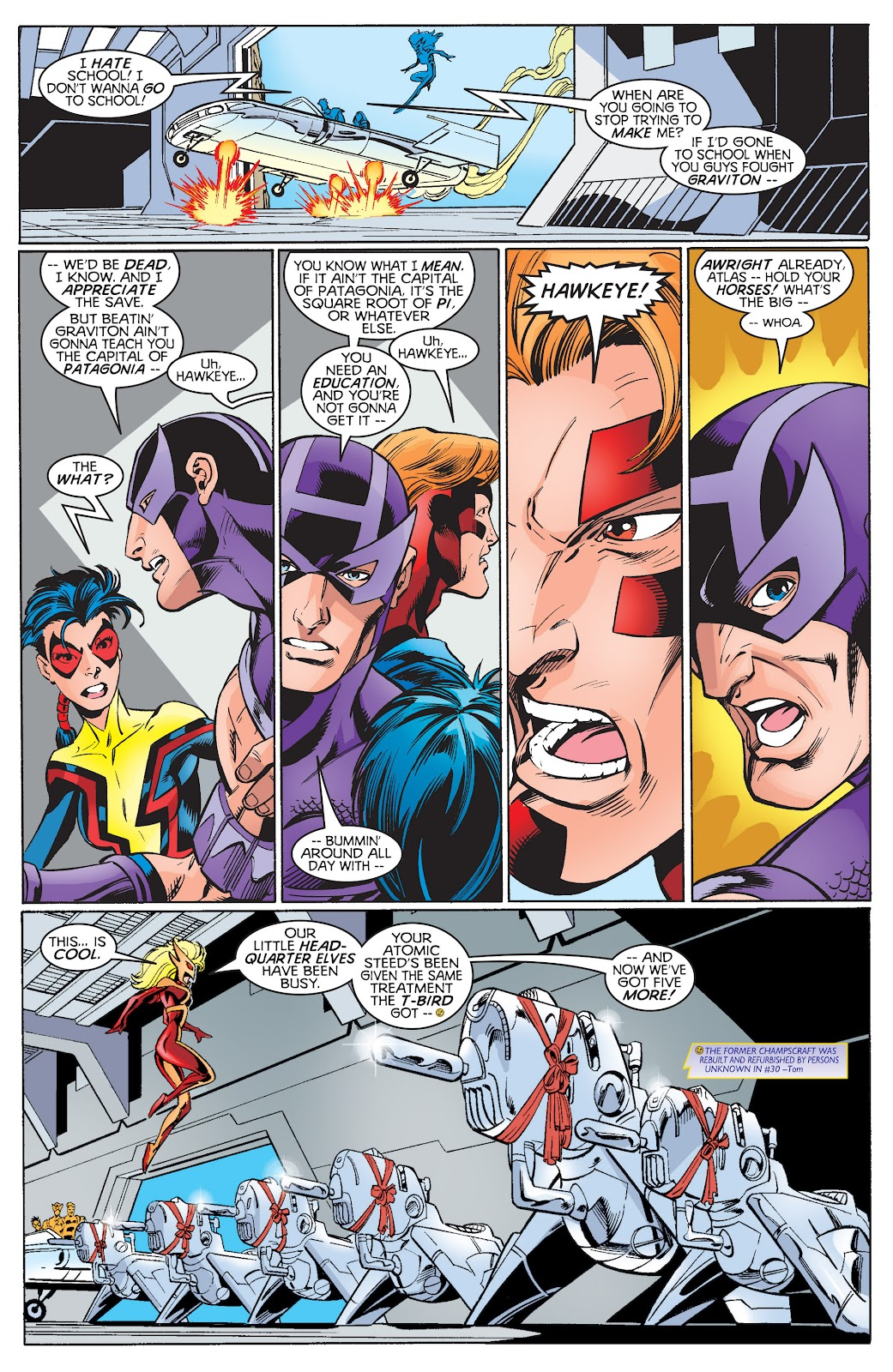 Read online Hawkeye & The Thunderbolts comic -  Issue # TPB 1 (Part 3) - 48