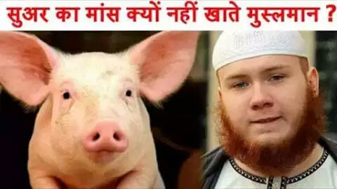 Why Did Islam Ban Eating Pork