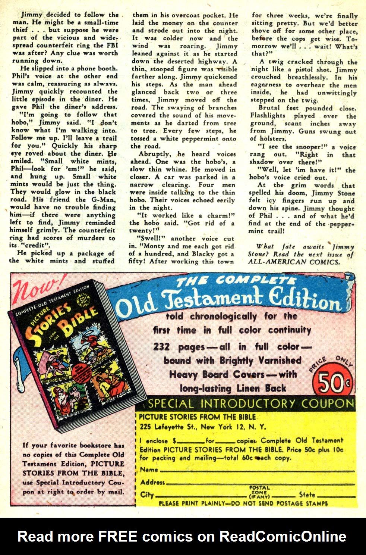 Read online All-American Comics (1939) comic -  Issue #58 - 40