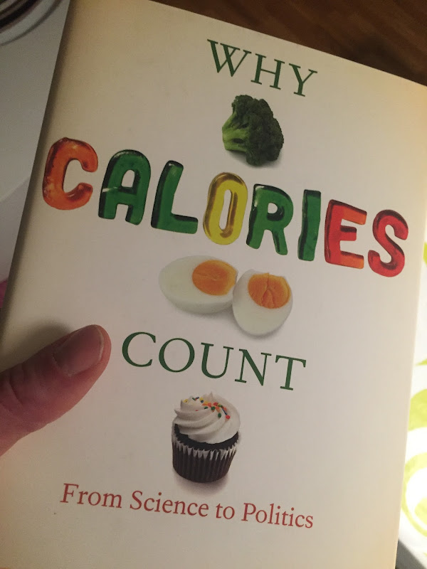 Why calories count — Book cover