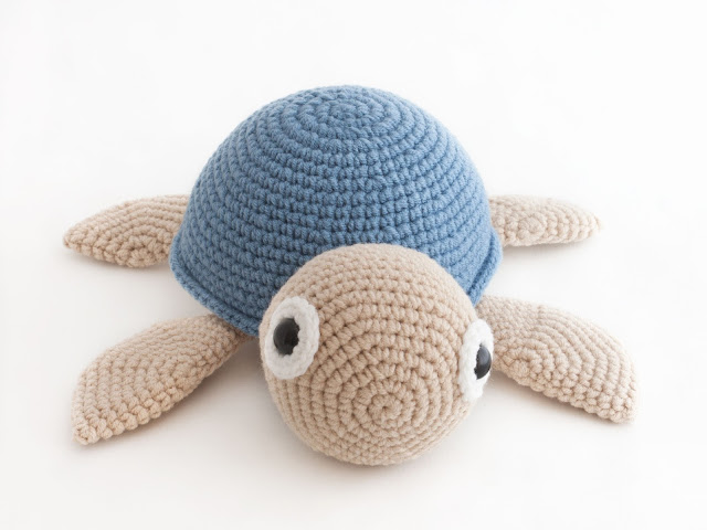 amigurumi-water-turtle-free-pattern