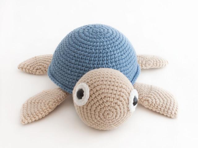 amigurumi-water-turtle-free-pattern