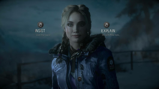 I Played: Until Dawn