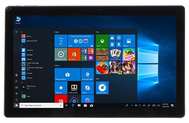 ALLDOCUBE KNote Go: tablet PC de 11.6'' con teclado incluido