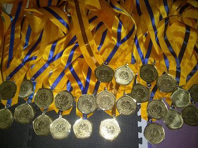 medali kuningan murah meriah
