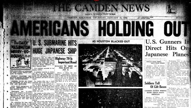 Camden, New Jersey, News, 15 January 1942 worldwartwo.filminspector.com
