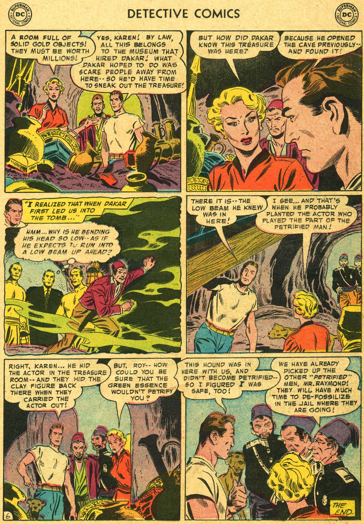 Detective Comics (1937) 253 Page 22