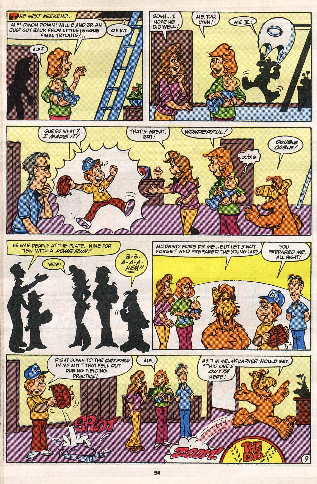 Read online ALF comic -  Issue # _Annual 2 - 49