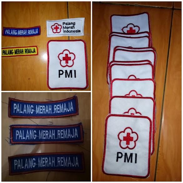 Peluang Usaha Jualan Badge Atribut PMR dan PMI