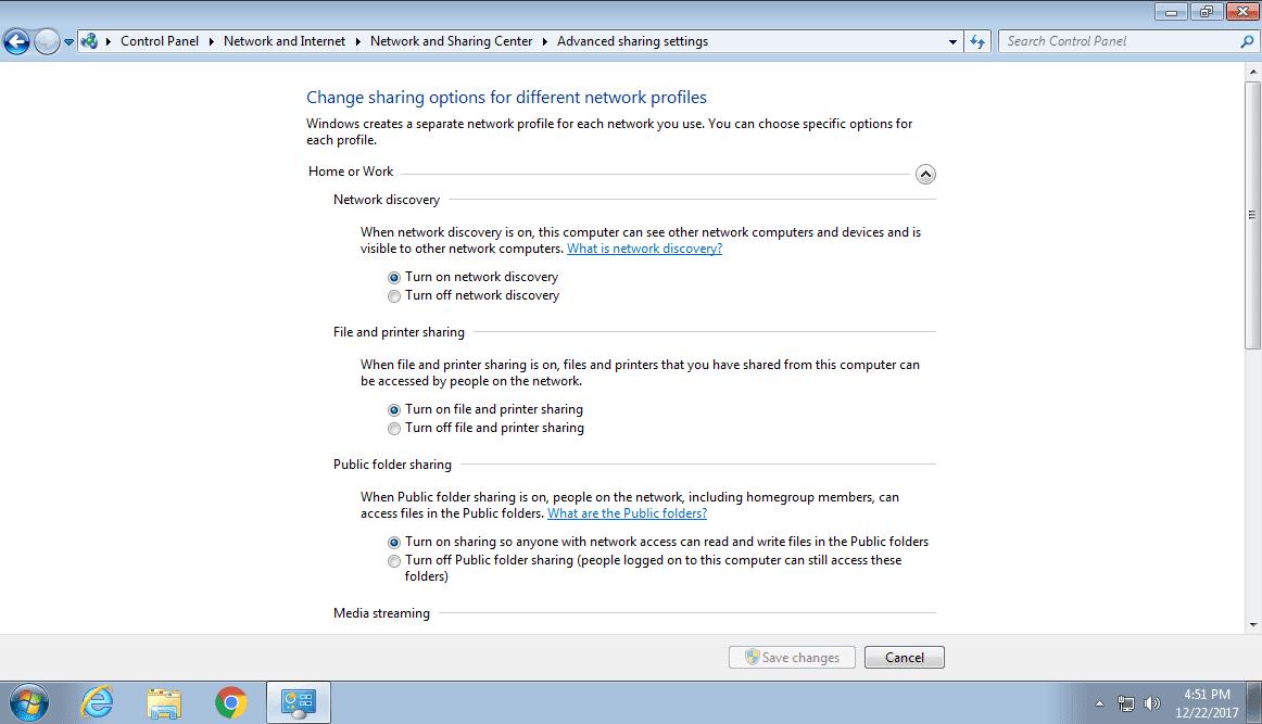 Các bước nâng cấp lên Windows 10 trực tiếp cho các máy tính trong cùng mạng Lan - Ảnh 2