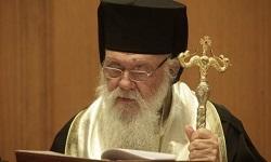 Ικανοποίηση Ιερώνυμου για την αντίδραση Τσίπρα στην Ιερά Σύνοδο