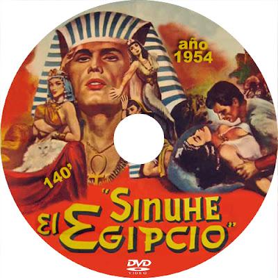 Sinuhé, el egipcio - [1954]