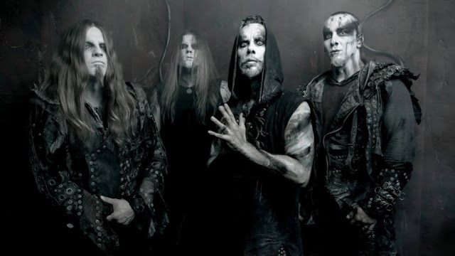 Behemoth line up 2018