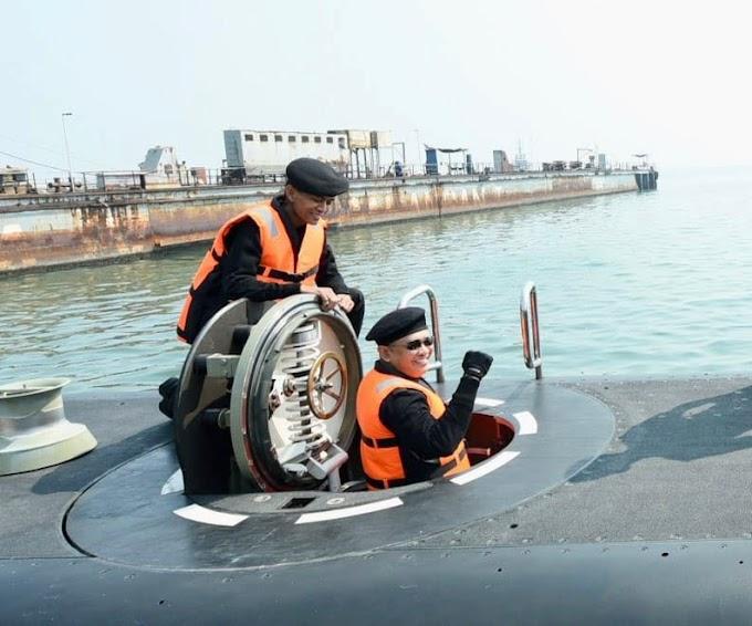 Bamsoet Di Angkat Sebagai Warga Kehormatan Angkatan Laut