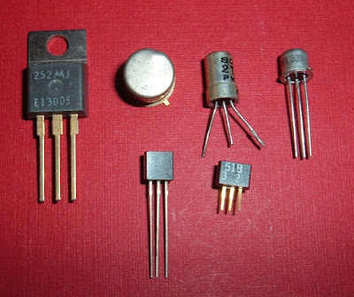 ICT Config-Generation of Computers-transistors