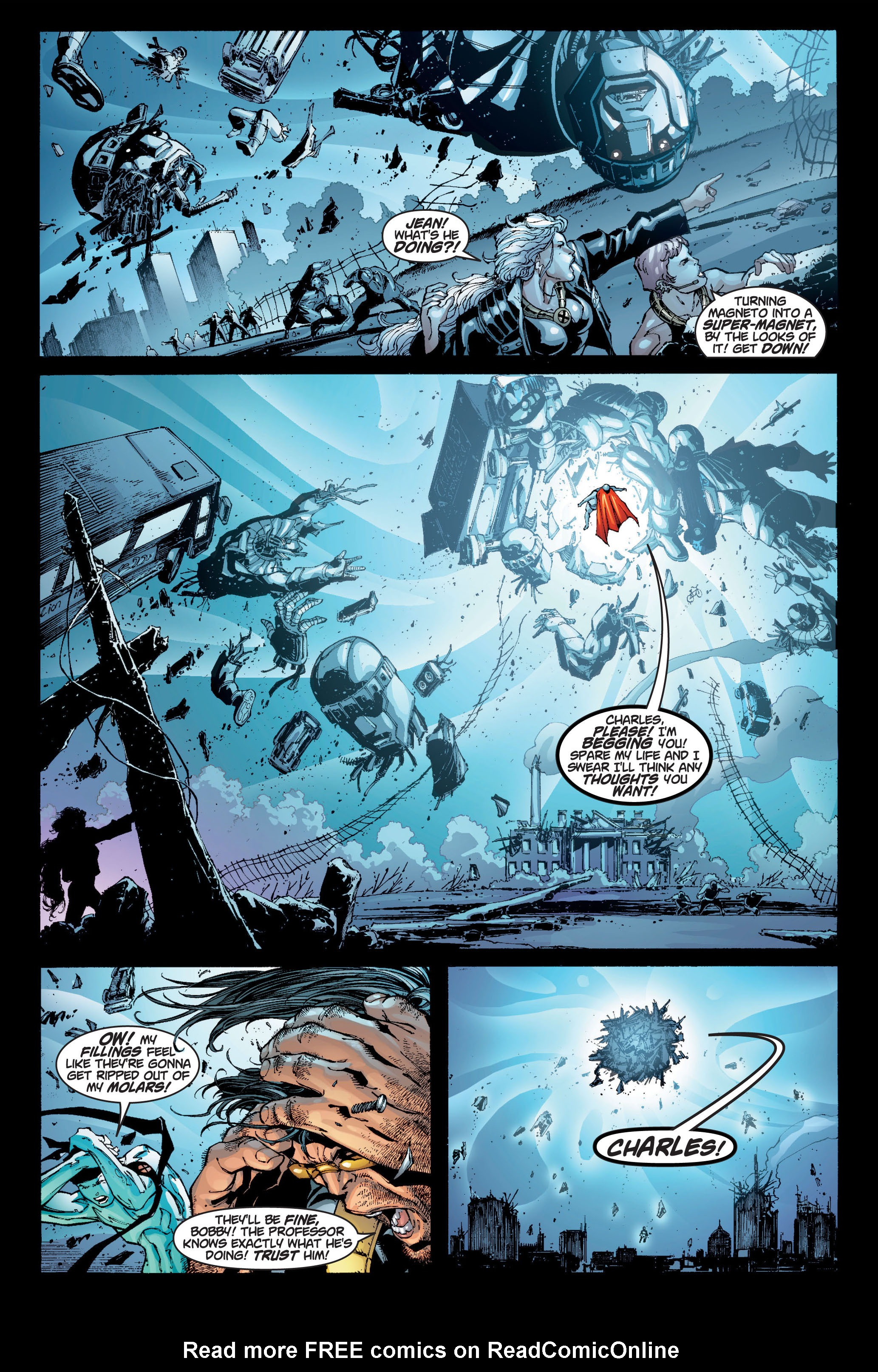 Read online Ultimate X-Men comic -  Issue #6 - 20