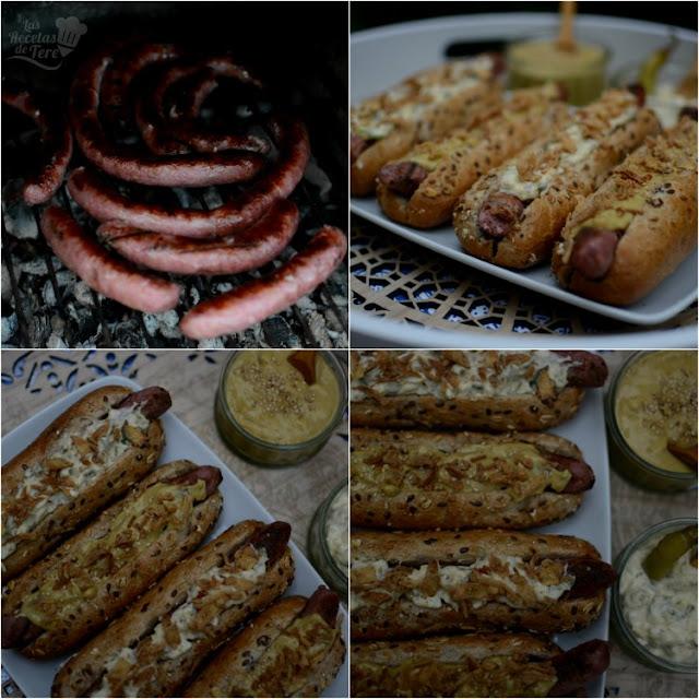 Los mejores perritos calientes gourmet caseros 02