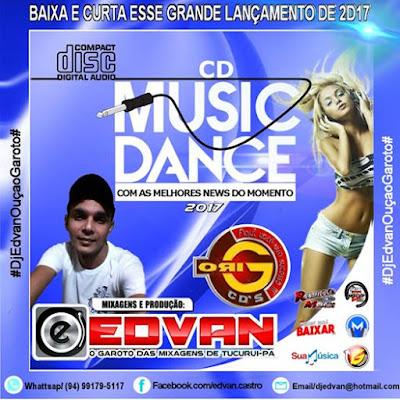 CD MIX MUSIC DANCE 2017