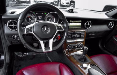 2018 Mercedes-Benz SLK250 Manual Review