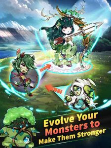 Monster Chronicles Android