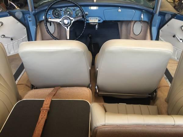auto restorationice 1960. Black Bedroom Furniture Sets. Home Design Ideas