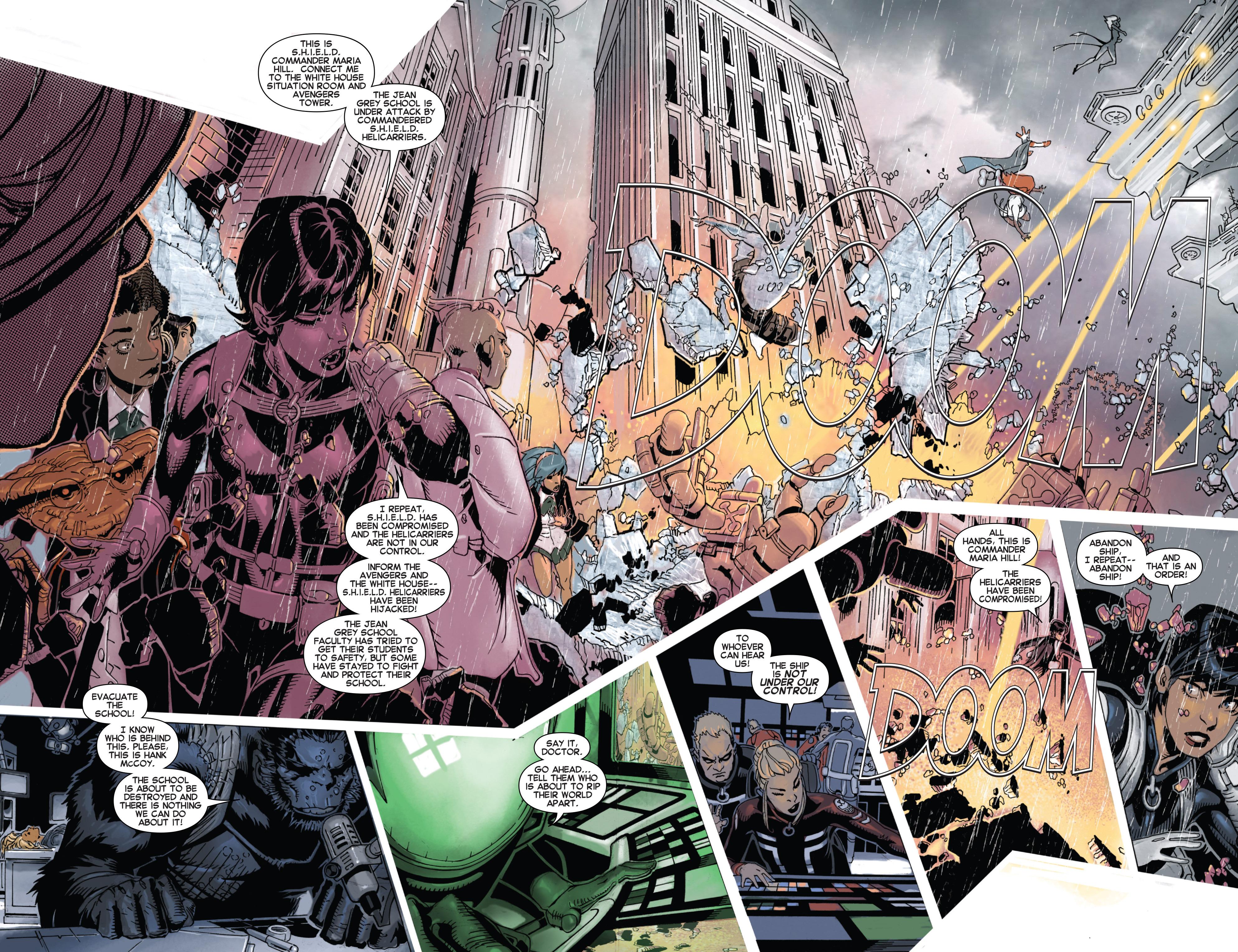 Read online Uncanny X-Men (2013) comic -  Issue #22 - 7
